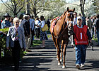 Keeneland Attendance Up, Handle Down