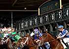 Keeneland Attendance Jumps, Handle Dips