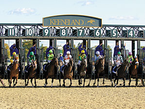 Keeneland Again Tops HANA Racetrack Rankings