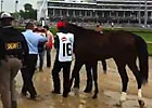 2013 Kentucky Derby Walkover with Orb