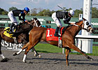 La Gran Bailadora Back for More at Keeneland