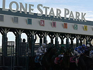 Lone Star Reducing Stakes Events for 2012
