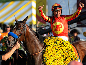 Baffert Lookin to Get Lucky in Haskell