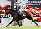 Japanese Runner Breaks Through in HK Sprint