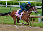 Jones Fillies Drill for Kentucky Oaks