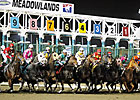 Amid Uncertainty, Meadowlands Makes Statement