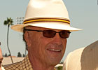Trainer Mitchell at Del Mar After Surgery