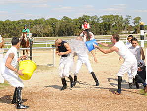 Jockey Notches Win in First Start