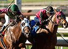 Mischief Clem, 'Kitty Post Upsets in Cal Cup