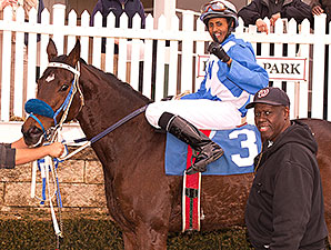 33-Year-Old Apprentice Wins at Muddy Laurel