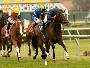Record Crowd for Del Mar Opener