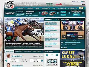 NYRA Unveils Redesigned Website