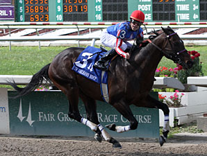 Nates Mineshaft Works for Arlington Million