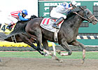 Neck 'n Neck Surges to Indiana Derby Win