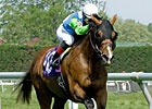 Barbaro's Brother Nicanor Breaks Maiden by 15