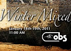 OBS Winter Mixed Sale Off to a Strong Start