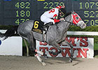 One King's Man Surges to Premier Night Win