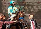 Paynter Works Toward Woodward Stakes