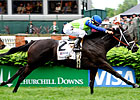 Phola Last to First in CD Distaff Turf Mile