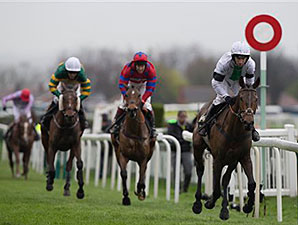 Longshot Pineau De Re Wins Grand National
