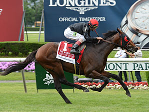 Point of Entry Works for Breeders' Cup Turf