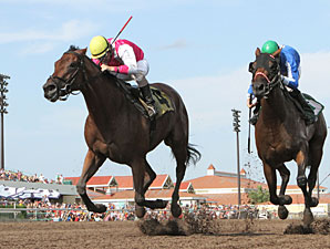 Canterbury Park Purses Continue to Increase