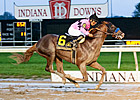 Power Broker Finds Path to Indiana Derby Win