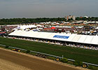 Early Reports Suggest Strong Preakness Day