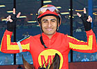 Winner's Circle-On the Move: Rafael Bejarano