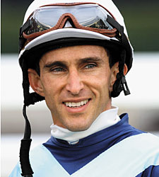 Jockey Dominguez Retires Due to Injury
