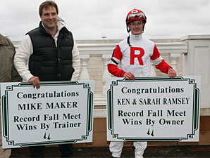 Ramseys Break Churchill Owners' Record