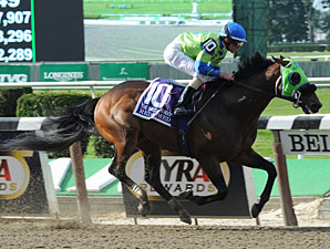 Redeemed Rolls Gate to Wire in Brooklyn Romp