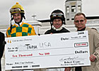 Team USA Wins 'Rider Cup' at Churchill