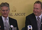 Royal Ascot - Black Caviar Press Conference