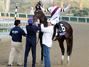 Mott: Royal Delta G-R-E-A-T After Victory