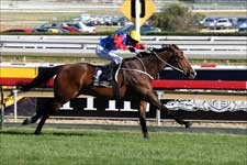 Rubiscent Takes Underwood Stakes in Upset Victory