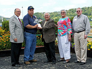 WV-Bred King Russell Road Gets Win No. 26