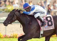 Clement Catches Another Grade I Wave in Del Mar Oaks