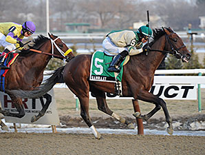Samraat Brings Back Memories of Funny Cide