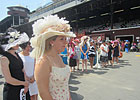 Saratoga Diary: Party Weekend