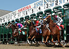 Saratoga On-Track Handle Up; All-Source Dips