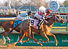Seaneen Girl Could End Slump in Monmouth Oaks