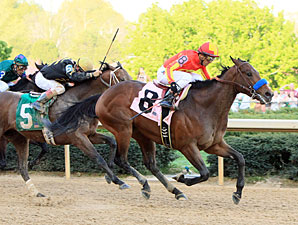 Secret Circle Hands Baffert Another Rebel Win