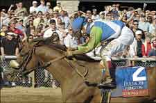 Showing Up Makes 2007 Debut in Maker's Mark Mile
