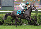Soldat Wins With Anticipation in Turf Debut