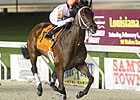 Star Guitar Adds to String at Delta Downs