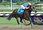 Stay Thirsty Starts Year in Overnight Stakes