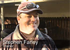 Cox Plate: Trainer Stephen Farley and Sincero