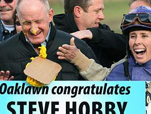 Hobby Collects Milestone Victory at Oaklawn