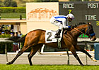 Stoneside Shakes Up San Simeon Handicap